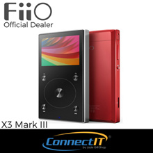 Fiio X3 Mark III Portable High-Resolution Lossless Music Player