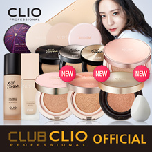 [CLUBCLIO Official e-Store]★19 NEW ★ CLIO KILL COVER NUDISM CUSHION/FOUNDAITION