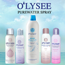 Nation Day Special + FREE 50ml! U.P. $19.50 [Large Size 400ml] OLYSEE France Purewater Spray
