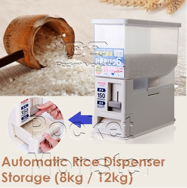 Rice Storage Container Singapore Part - 41: Show All Item Images