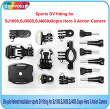 Full HD 1080P mini wide-angle camera for outdoor sports bike motorcycle wearing a mini-DV camera