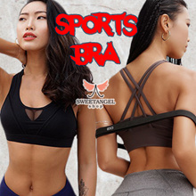 ^SweetangelShop Local Seller/Exchange^ Sports Yoga Zumba Gym Running Bra