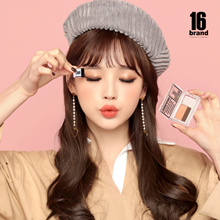 Sixteen 16 brand Eye Magazine Koreans hot brand 60% Discount And Peirpera Fashion People Box