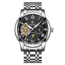 Y1011037 오토메틱 손목시계 메탈 시계 발렌타인데이선물 사은품증정