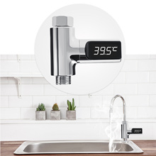 LED Display Water Temperature Meter for Baby Care