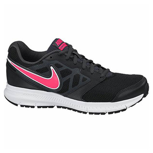 new concept 670ca 83480 Nike (NIKE) Women s down shifter 6 MSL (Black × hyper punch × anthracite