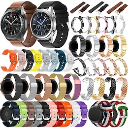 Strap/Case for Samsung Galaxy Watch 3 Gear S3 Frontier Classic 42/46mm Active Gear Sport Watch