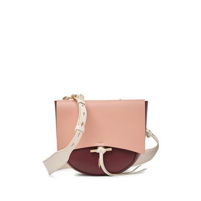 Thacker Fran Sling Crossbody Leather Bag