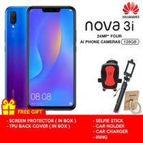 (Buy at RM 1149 with RM 100 coupon discount) HUAWEI NOVA 3I - Huawei Malaysia Warranty [ 6 Free Gifts ]