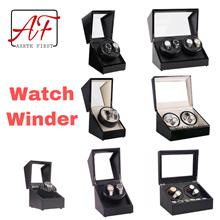 *WINDER* Premium Automatic Watch Winder ♤ Winding Watch Box after Storage ♤ Singapore Power Plug