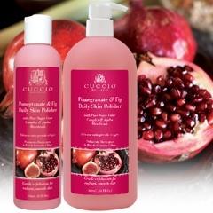 Cuccio Pomegranate and Fig Daily Skin Polisher 32 oz