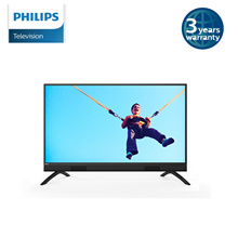 {NEW MODEL} Philips 5800 series HD LED Smart TV 32inch 32PHT5883/98 with 3 years warranty