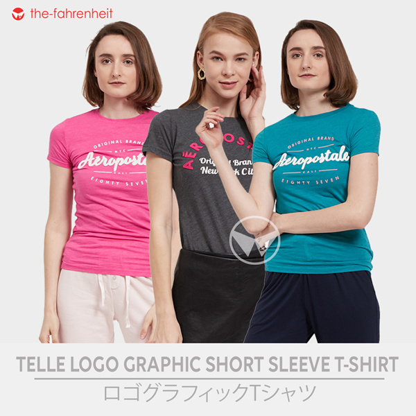 The-Fahrenheit Women Tee Collection Deals for only Rp10.000 instead of Rp14.925