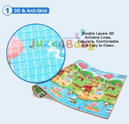 ★Anti-Slip★Waterproof Kids Playmat playing mat playgym 【Thickness 20MM】One Piece