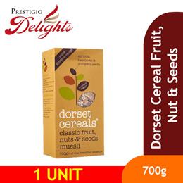 【 Dorset Cereal 560g from UK 】No added preservatives ! High in fibre ! Suitable for vegans!