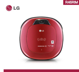 LG roboking R46RIM Mop sucked(removable plate)  auto recharge Charging time: 3 hours operating new