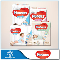 [Use Coupon $12+$10 OFF!] [HUGGIES]Platinum Diapers - available in ALL sizes