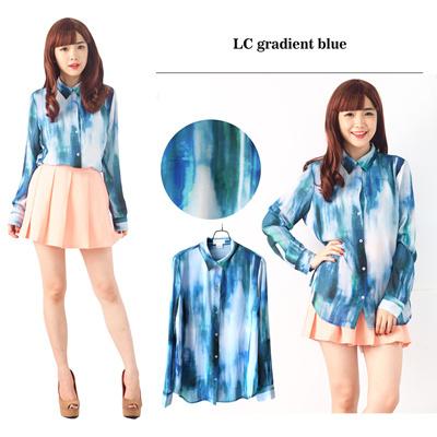 LC Gradient Blue
