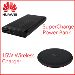 HUAWEI Power Bank Wireless Charger P30 Pro Mate 20 SuperCharge Car Charger PowerBank