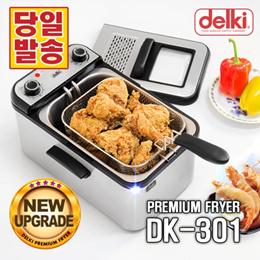 Delki Premium Electric Deep Fryer 7 liters DK-301 Air Fryer