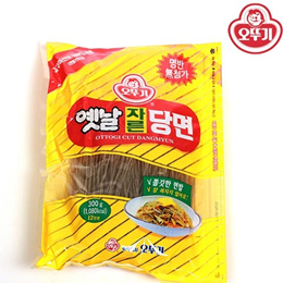 Cellophane Noodles/Glass Noodles/Sweet Potato/Cutting Noodles/300G/Korean Food/Japchae/Cooking Recipe/Starch Vermicelli/Korean Food
