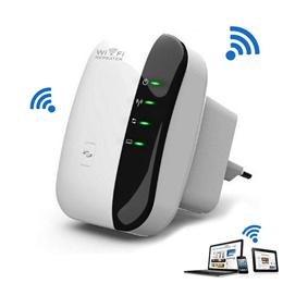 Wireless 300Mbps Wifi Repeater 802.11 b/g/n AP Repeater Client Bridge Range Expander signal Antennas