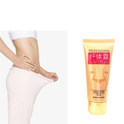 Fast Effect Lose Weight Ginger Essential Oils Slimming Body Creams 60g Whole Body Fat Burning Safety
