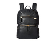 Tumi Voyageur Leather Halle Backpack