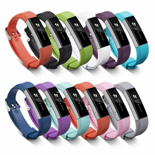 Replacement Wristbands with Clasp for Xiaomi mi band 2 Fitbit Flex Alta Garmin Fenix Vivofit