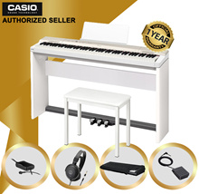 [Top Seller] Casio PX-160 Privia Digital Piano ( 88 Weighted Keys) / Free 30 mins Piano Lesson