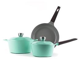 [NEOFLAM] 52920W1SD-PARENT - Ceramic Non Stick Saucepan Carat Series Cookware