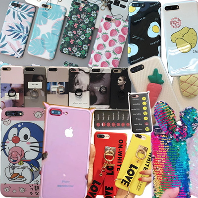 Hot Sell New Casing cartoon case for OPPO R11 R11 Plus R9S R9S Plus R9 iPhone 7 iPhone 6 Plus 6s Plu