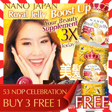 [LAST DAY! BUY 3 FREE* 1!!!] ♥#1 ROYAL JELLY ♥BOOSTS 3X HAIR GROWTH ♥INCREASE VOLUME ♥35-