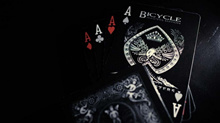 Bicycle Poker Cards Joker version