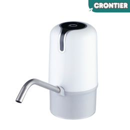 [CRONTIER] Drinking bucket charging pure water electric pump automatic water dispenser