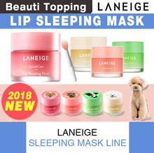 2018 NEW!! [LANEIGE]★Thank U Edition★Lip Sleeping Mask 20g/Berry/Apple lime/Grape fruit/Vanilla