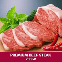 Daging Sapi Wagyu Meltique/ meltik Premium Beef Steak pack 200gr