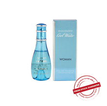 DAVIDOFF COOL WATER EDT WOMEN 100ML