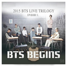 2015 BTS Live Trilogy Episode I. BTS Begins