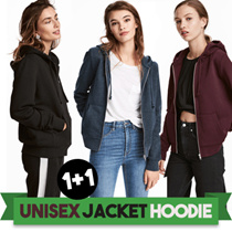 SPECIAL PRICE!! BUY 1 GET 1 - ALL VARIOUS BASIC UNISEX JACKETS HOODIE ZiPPER NEW ADD ON KIDS COLL