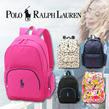 Challenge the lowest price! 【POLO RALPH LAUREN / Ralph Lauren】 【Domestic Shipping / Free Shipping】 Popular Backpack Campus Backpack Back