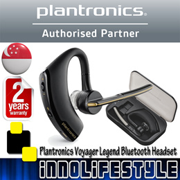 ★Free Shipping★ Plantronics Voyager Legend Wireless Bluetooth Headset ★2 Years Warranty★