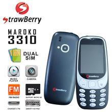Strawberry S 3310 Maroko Rival Nokia 3310 Reborn 2017
