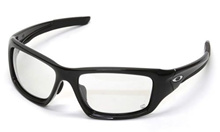 Sunglasses Brand Men Women OAKLEY Oakley Oakley Sunglasses OO9243-04 / VALVE Polished Black Black Clear Photochromic (photochromic lens) osoa00889u