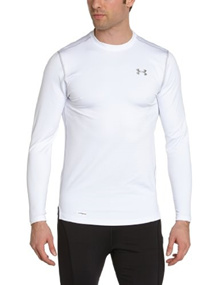 [UNDER ARMOUR] 1215484 - EVO ColdGear Fitted Long Sleeve Running Top