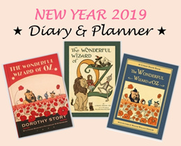 ★2018 New Year Gift★ 2018 Diary /No days diary/ Monthly Planner /weekly/calendar/scheduler