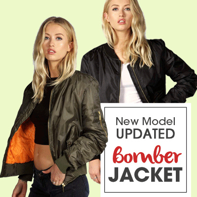 BEST SELLERS- Jaket Bomber wanita Taslan Scoot Waterproof+Dakron+Puring Deals for only Rp155.000 instead of Rp155.000