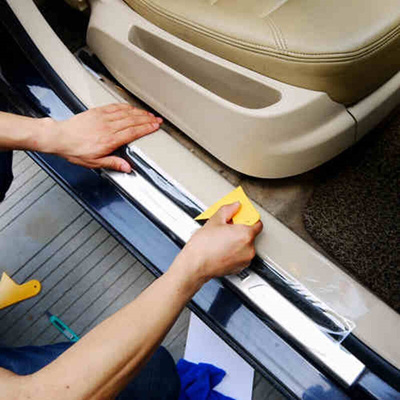 qoo10 kevin us rhino skin protective film car door handle car paint interior automotive. Black Bedroom Furniture Sets. Home Design Ideas