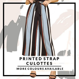 1/2/19 new update★★QOO10SUPPRT★★CRAZY PRICE/Culottes/Lounge wear/Everyday wear/Ladies Bottom