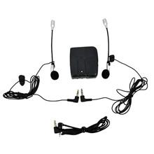Motorbike Motorcycle Helmet To Helmet Intercom Headset MP3 VVF